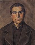Gosschalk, Johan Henri Gustaaf Cohen (1873-1912) - Portret van Gooise boer (1897)