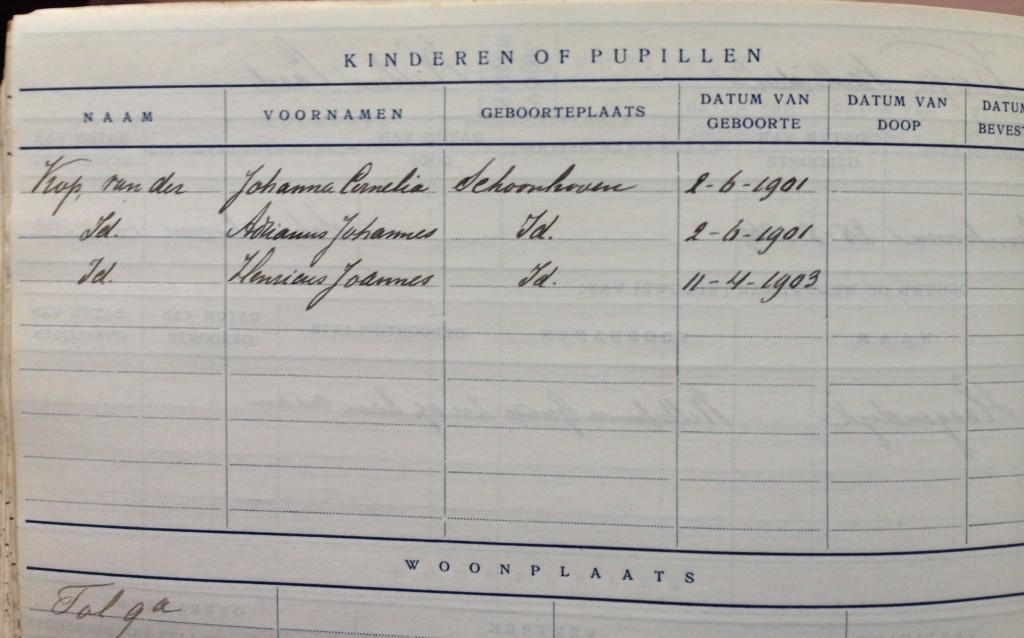 Registratie-Gezin-van-der-Kop1889-22