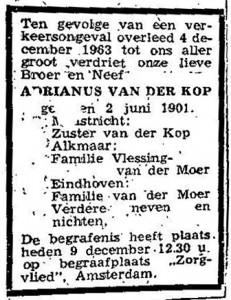 Willem Carel van der Kop (11)